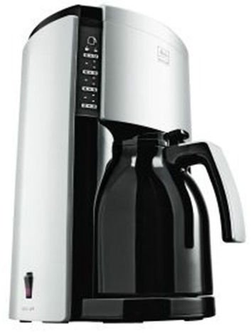 Melitta Look Therm DeLuxe silver/black (M659-020304)