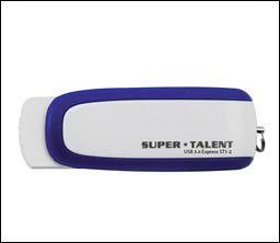 Super Talent Express ST1-2 64GB, USB-A 3.0 (ST3U64S12)