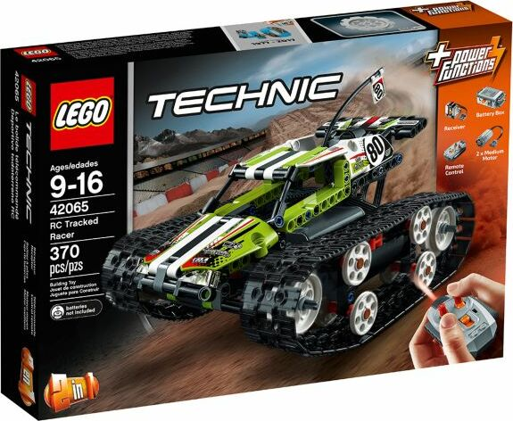 LEGO - Technic - Ferngesteuerter Tracked Racer (42065) -- via Amazon Partnerprogramm