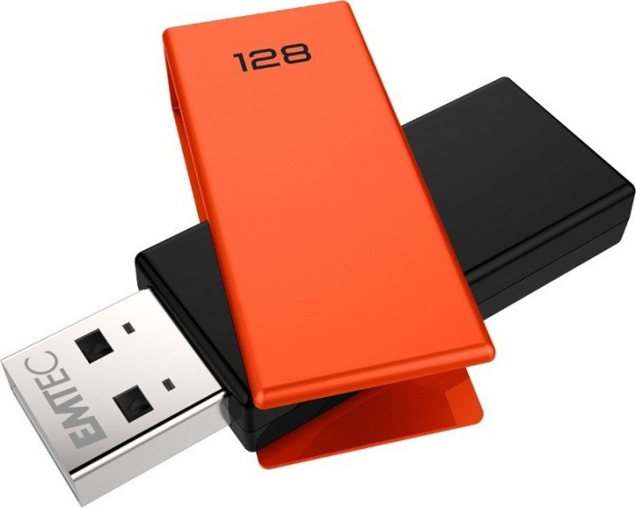 Emtec C350 Brick 128GB, USB-A 2.0 (ECMMD128GC352)