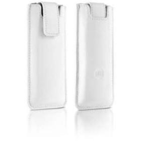 Philips SlimSleeve for iPod nano 4G case white (DLA63039/10)