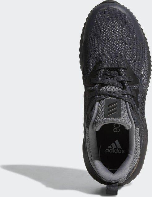 adidas alphabounce oltre grey 4 / carbonio / dgh solid grey (junior