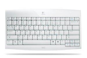 Logitech Cordless Keyboard (Wii) (920-000937)