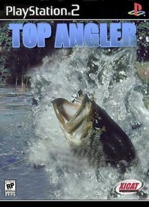 Top Angler (German) (PS2)