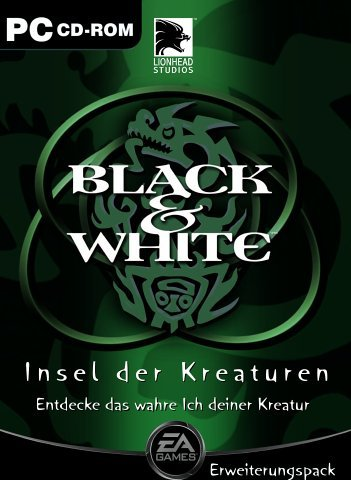 Black & White - Insel der Kreaturen - Add on (German) (PC) -- via Amazon Partnerprogramm