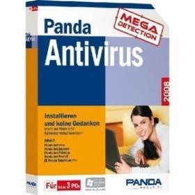 Panda Software Antivirus Titanium 2008, 3 User (deutsch) (PC) (900609)