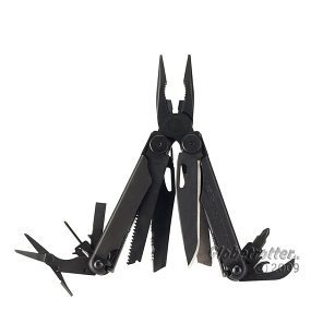 Leatherman Wave black Multitool -- ©Globetrotter 2009