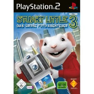 Stuart Little 3 (German) (PS2)