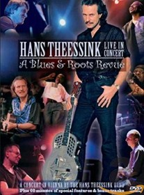 Hans Theessink - Live in Concert/A Blues & Roots