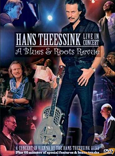 Hans Theessink - Live in Concert/A Blues & Roots -- via Amazon Partnerprogramm