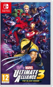 Marvel: Ultimate Alliance 3: The Black Order (switch)