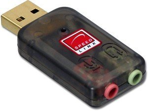Speedlink Ultraportable audio Card USB (SL-8850)
