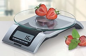 Soehnle Style electronic kitchen scale (65105)