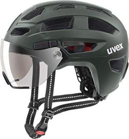 UVEX Finale Visor Helm forest mat