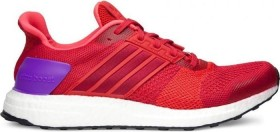 adidas Ultra Boost ST ray red/unity pink/shock red (Damen) (AQ4431)