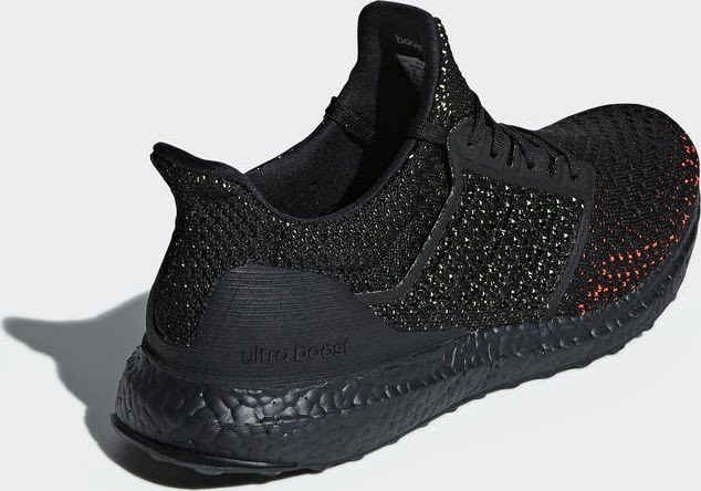 d1a90369f81ea adidas Ultra Boost Clima core black solar red (men) (AQ0482) starting from  £ 245.00 (2019)