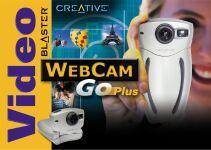 Creative wideo Blaster WebCam Go Plus