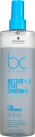 Schwarzkopf BC Bonacure Moisture Kick Spray Conditioner, 400ml