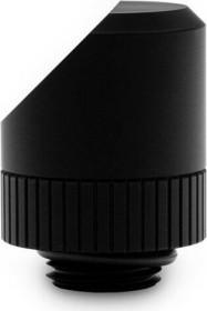 EK Water Blocks Quantum Line EK-Quantum Torque Rotary 45° Winkeladapter, schwarz