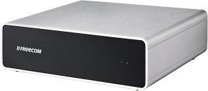 Freecom Hard Drive Quattro 2TB, USB 2.0/eSATA/FireWire 400/800 (32226)