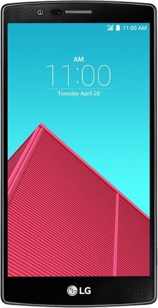 LG G4 Leder H815 schwarz