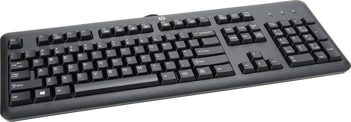 HP USB Keyboard, USB (QY776AT) -- via Amazon Partnerprogramm