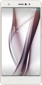 bq Aquaris X 32GB/3GB weiß/pink