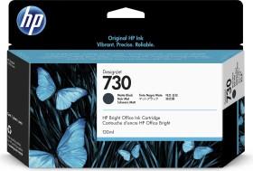 HP Tinte 730 schwarz matt 130ml (P2V65A)