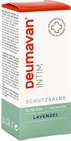Deumavan Intimpflege Schutzsalbe lavendel Tube, 50ml