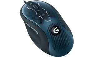Logitech G400s Optical Gaming Mouse, USB (910-003425)