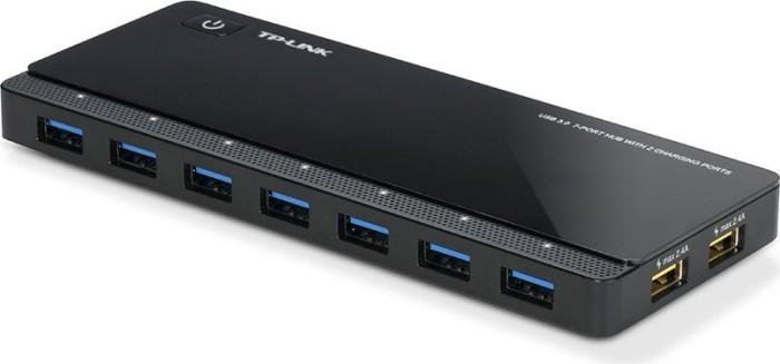 TP-Link USB-Hub, 7x USB-A 3.0, USB 3.0 Micro-B [Buchse] (UH720)