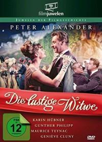 Franz Lehár - Die lustige Witwe (DVD)