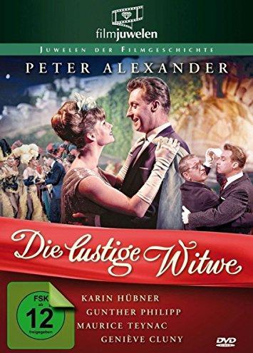 Franz Lehár - Die lustige Witwe -- via Amazon Partnerprogramm