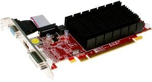 PowerColor Radeon HD 6450 Go! Green, 1GB DDR3, VGA, DVI, HDMI (AX6450 1GBK3-SH)