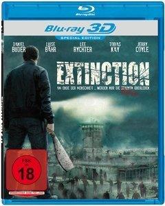 Extinction - The G.M.O. Chronicles (3D) (Blu-ray)