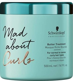 Schwarzkopf Mad About Curls Butter Treatment, 500ml