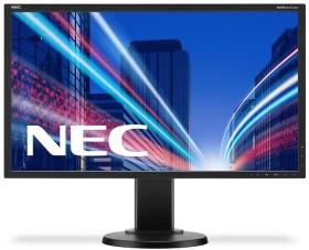 "NEC MultiSync E223W-BK black, 22"" (60003334)"