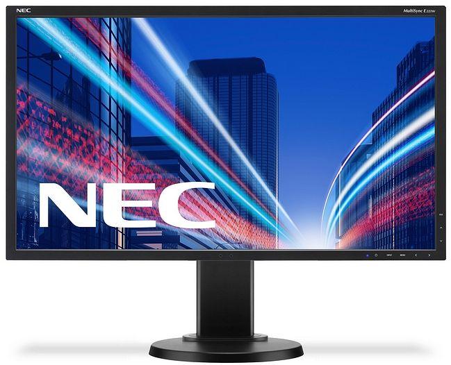 """NEC MultiSync E223W black, 22"""" (60003334)"""