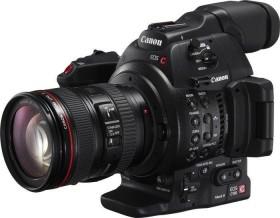 Canon EOS C100 Mark II EF mit Objektiv EF 24-105mm 4.0 L IS USM (0298C003)