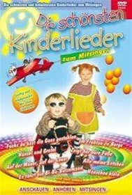 Die schönsten Kinderlieder zum Mitsingen Vol. 1 (DVD)