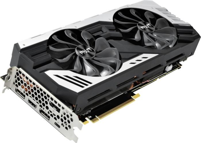 Palit GeForce RTX 2080 Super JetStream, 8GB GDDR6, HDMI, 3x DP, USB-C (NE62080U20P2-1040J)