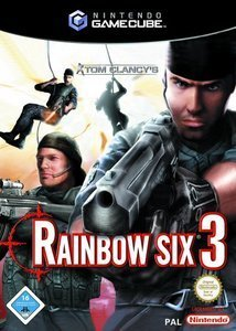 Rainbow Six 3 - Ravenshield (German) (GC)