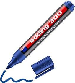edding 300 Permanentmarker blau (4-300003)