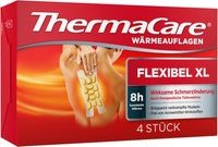 ThermaCare for bigger Schmerzbereiche heat patches, 4 pieces