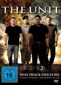 The Unit Season 2 (DVD)
