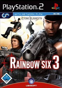Rainbow Six 3 - Raven Shield (German) (PS2)