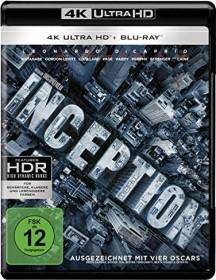 Inception (4K Ultra HD)