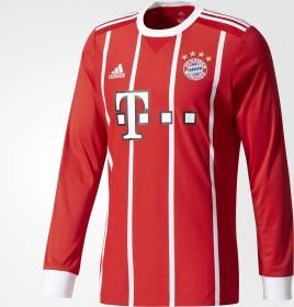 adidas FC Bayern München Heimtrikot Shirt langarm 20172018 (Herren) (AZ7959) ab € 52,09