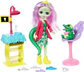 Mattel Enchantimals Andie Alligator & Marshy (GFN55)