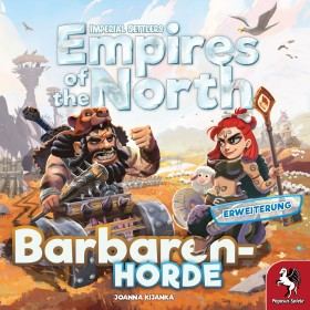 Empires of the North: Barbarian Hordes (extension)